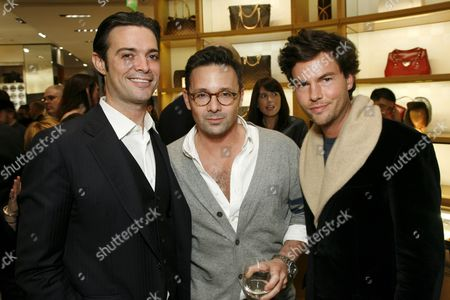Editorial picture of GQ and Louis Vuitton host LA Man of Style, Los Angeles, America - 04 Nov 2009