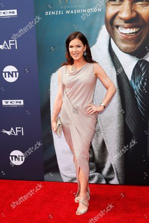 Kira Reed Lorsch arrives for the 47th AFI Life Achievement Award honoring Denzel Washington at the Dolby Theatre in Hollywood, Los Angeles, California, USA 06 June 2019. The AFI Life Achievement Award is the highest honor given for a career in film.