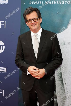 Ben Mankiewicz arrives for the 47th AFI Life Achievement Award honoring Denzel Washington at the Dolby Theatre in Hollywood, Los Angeles, California, USA 06 June 2019. The AFI Life Achievement Award is the highest honor given for a career in film.