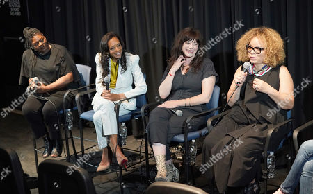 Gersha Phillips, Michelle Cole, Jenny Eagan and Ruth Carter