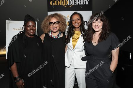 Gersha Phillips, Ruth Carter, Michelle Cole and Jenny Eagan