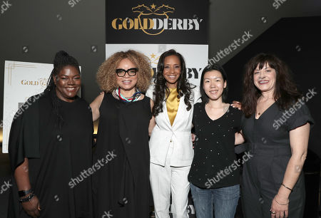 Gersha Phillips, Ruth Carter, Michelle Cole, Joyce Eng and Jenny Eagan