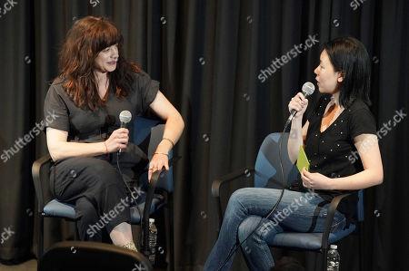 Jenny Eagan and Joyce Eng