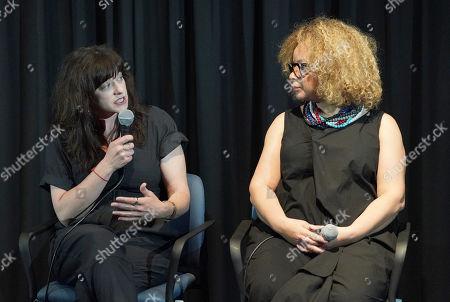 Jenny Eagan and Ruth Carter