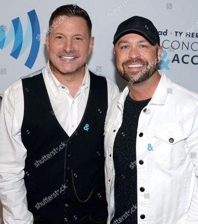 Ty Herndon and Cody Alan