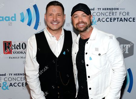 Ty Herndon and CMT's Cody Alan