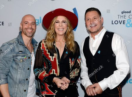 Singer/Songwriters Chris Daughtry, Rita Wilson & Ty Herndon