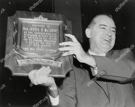 Mccarthyism Stock Photos, Editorial Images and Stock