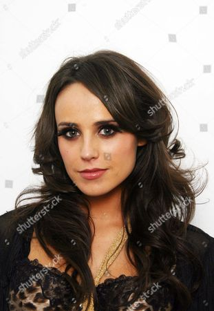 Polly Parsons - The Children in Need 'Wrappz' Event at Hamley's, London