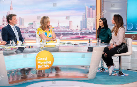 Editorial photo of 'Good Morning Britain' TV show, London, UK - 07 Jun 2019