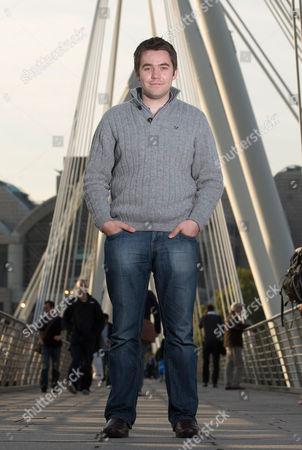 Editorial image of Jack Lenox, student founder of 'enovella.co.uk', London, Britain - 13 Oct 2009