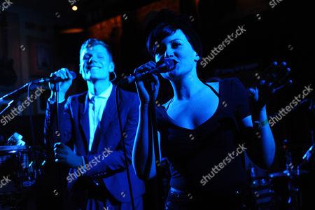Alphabeat - Anders SG and Stine Bramsen