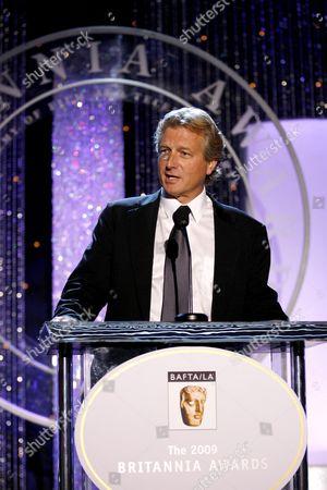 BAFTA/LA Chairman Peter Morris