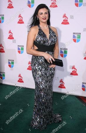 Editorial image of 10th Annual Latin Grammy Awards at Mandalay Bay, Las Vegas, Nevada, America - 05 Nov 2009