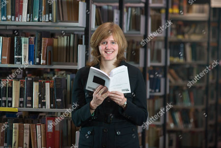 Editorial picture of Sarah Rowles, student and author of '12 Gallerists: 20 Questions' London, Britain - 14 Oct 2009