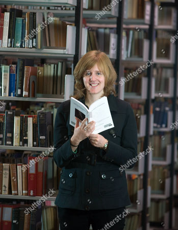 Editorial image of Sarah Rowles, student and author of '12 Gallerists: 20 Questions' London, Britain - 14 Oct 2009