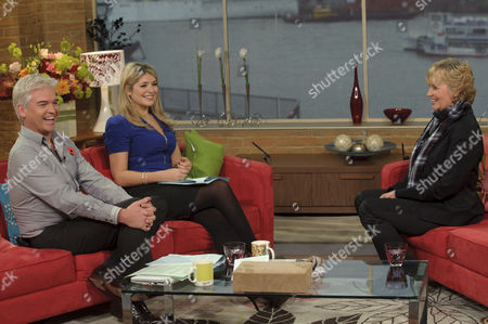 Editorial picture of 'This Morning' TV Programme, London, Britain  - 03 Nov 2009