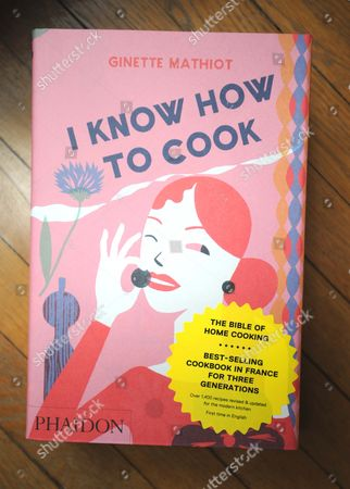 Clotilde Dusoulier's book 'I Know to Cook'