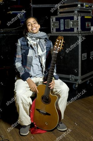 Editorial image of Nneka at the University of London Union, London, Britain - 04 Nov 2009