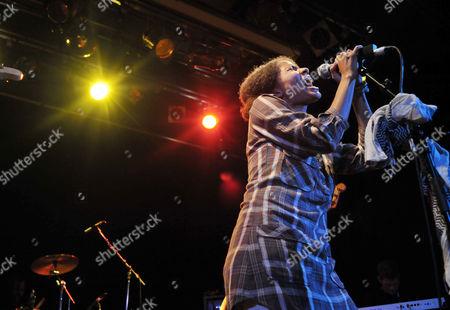 Stock Picture of Nneka Egbuna