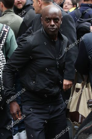 Editorial photo of Trevor Nelson out and about, London, UK - 07 Jun 2019