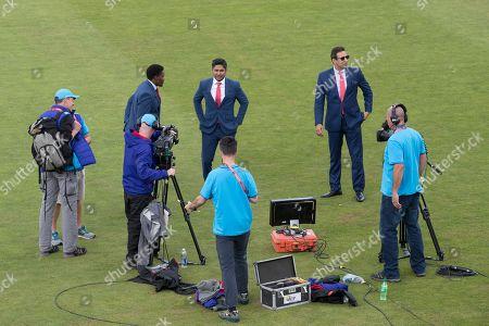 Editorial picture of Pakistan vs Sri Lanka, ICC World Cup, Cricket, the Bristol County Ground, Nevil Road, Bristol, United Kingdom - 07 Jun 2019