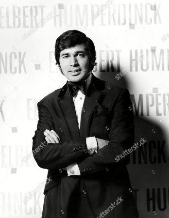 Englebert Humperdinck. ca. 1969.
