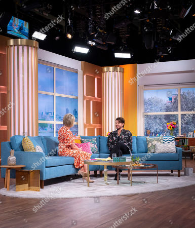 Ruth Langsford and Adam Lambert