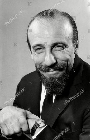 Mitch Miller, musician and executive at Columbia Records for many years, circa 1957