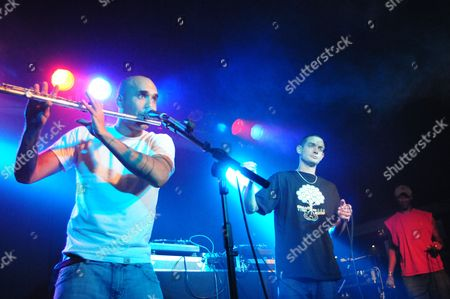 Stock Picture of Nathan Flutebox Lee