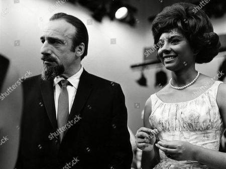 Singer Mitch Miller and Leslie Uggams, ca. early 1960s