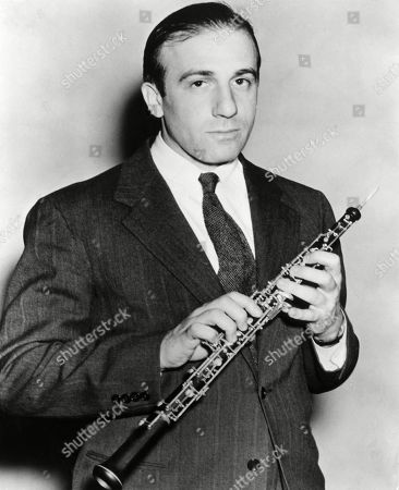 Musician Mitch Miller, 1963.