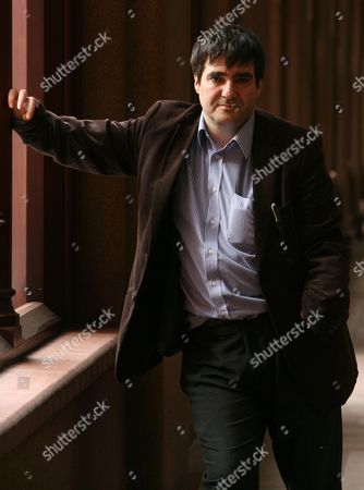 Editorial picture of Nick Dobrik of the Thalidomide Trust's National Advisory Council, London, Britain - 18 May 2009