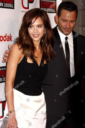 Jessica Alba, Mark Liddell