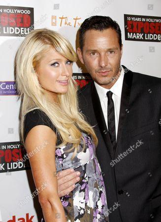 Paris Hilton, Mark Liddell