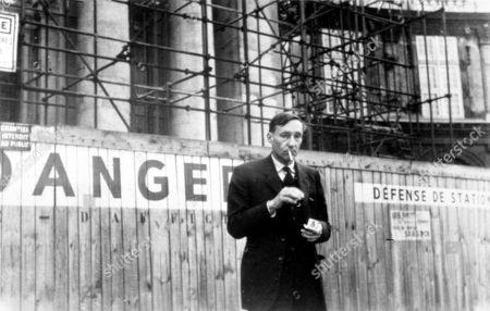 William S. Burroughs, writer, circa 1950s