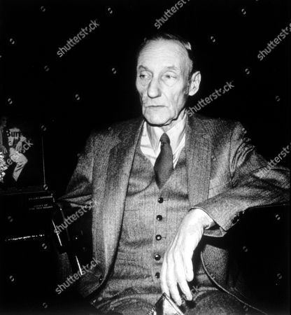 William S. Burroughs, Photograph by Marjorie Sovaa, 1982