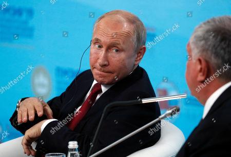 Igor Sechin Stock Photos, Editorial Images and Stock