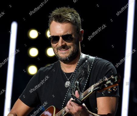 Stock Picture of Eric Church