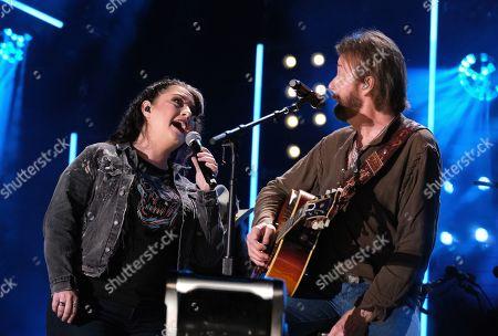 Ashley McBryde and Ronnie Dunn