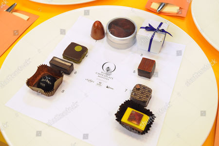 Chocolates by Mark Tilling