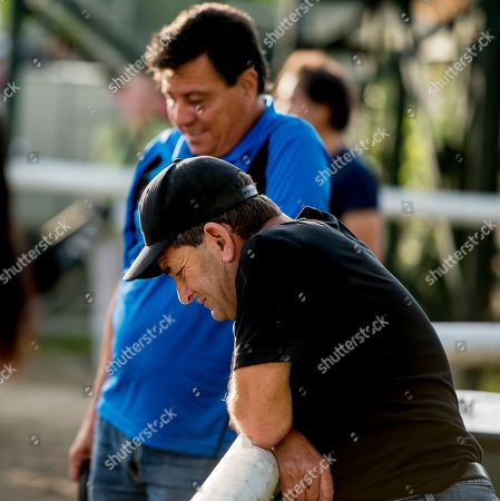 Editorial photo of Horse Racing Belmont Stakes Preparations, Elmont, USA - 07 Jun 2019