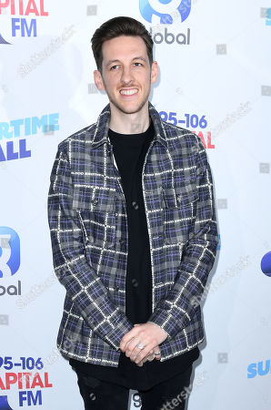 Editorial image of Capital FM Summertime Ball, London, UK - 08 Jun 2019