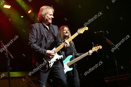 Stock Photo of Styx - James Young, Ricky Phillips