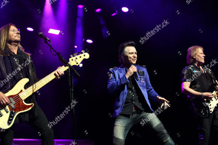 Styx - Ricky Phillips, Lawrence Gowan, James Young