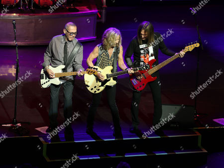 Editorial image of Styx in concert at the London Palladium, UK  - 04 Jun 2019