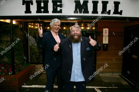 Editorial photo of The Mill Sonning Season Launch, Sonning Eye, Berkshire, UK - 07 Jun 2019