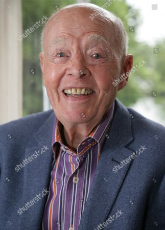 Stock Picture of Ray Cooney