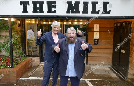 Editorial image of The Mill Sonning Season Launch, Sonning Eye, Berkshire, UK - 07 Jun 2019