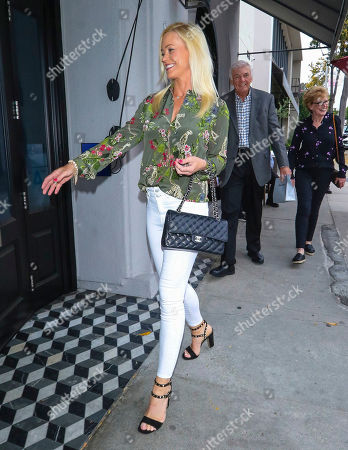 Editorial picture of Lisa Mesloh out and about, Los Angeles, USA - 06 Jun 2019